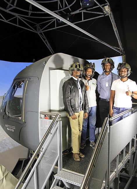 Курсы взаимодействия экипажа в кабине вертолета (MCC)